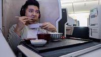 Dipolisikan Karyawan Garuda, YouTuber Rius Trauma Bikin Review
