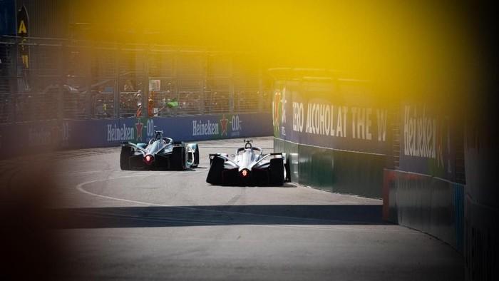 Ilustrasi Formula E (Getty Images)