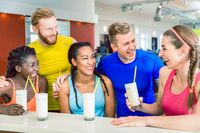 Minum Susu Saat Sarapan Ternyata Bikin Kenyang Lebih Lama