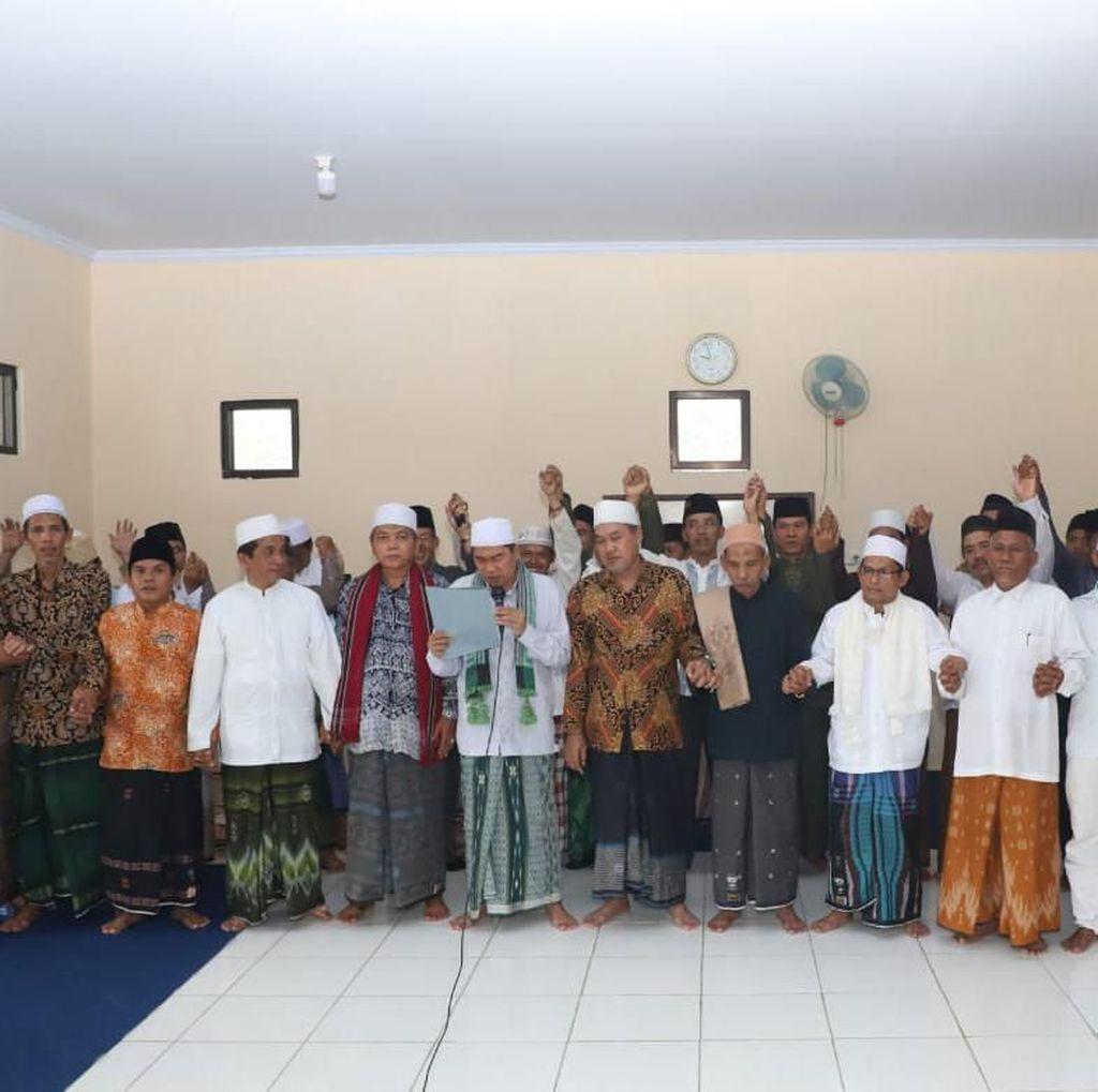 Forum Ulama Deklarasikan Dukungan ke Ratu Tatu Maju Dua Periode