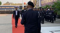 Jokowi Hadiri Peresmian Sekolah Legislatif Partai NasDem