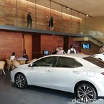 Intip Showroom Termewah Toyota di Indonesia