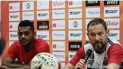 Madura United Waspadai Efek Jaksen di Persipura