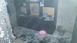 Rumah Terbakar di Kembangan, 14 Unit Mobil Damkar Dikerahkan