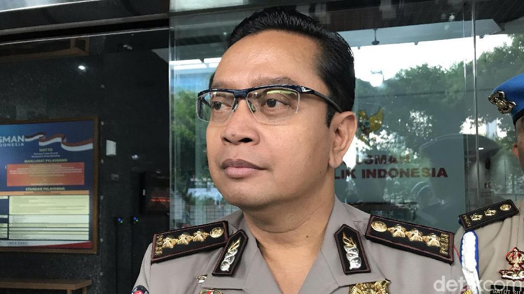Polisi Tunggu Hasil Labfor Pastikan Jenis Granat yang Meledak di Monas