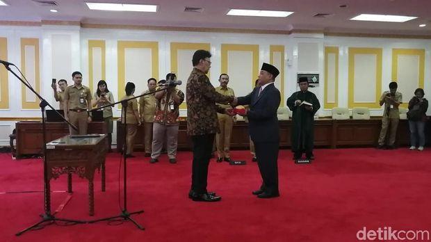 Mendagri Jaga Marwah Jokowi dengan Lantik Abdullah Sani