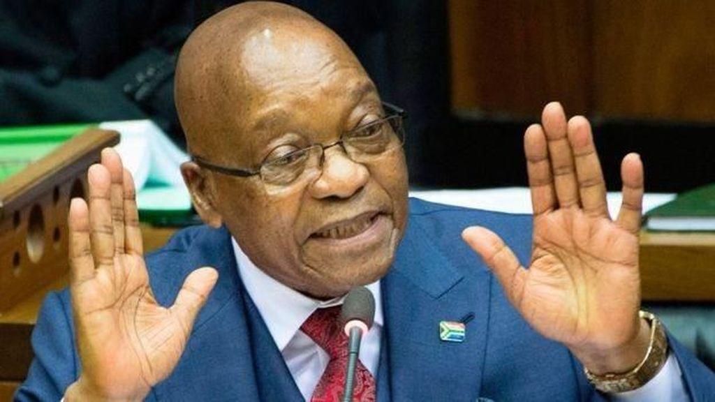 Mantan Presiden Jacob Zuma Bantah Kendalikan Jaringan Korupsi Afrika Selatan