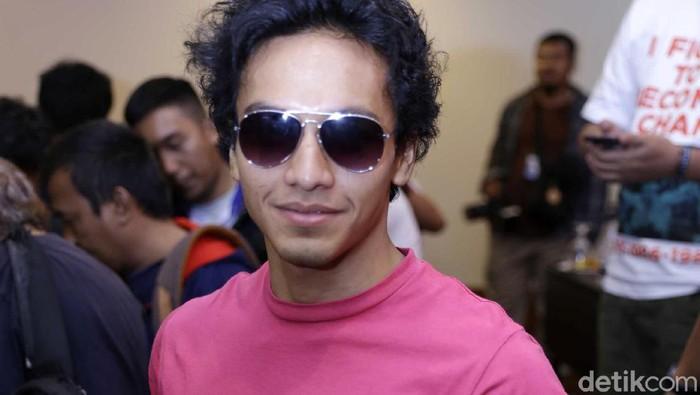Jefri Nichol ditangkap terkait narkoba. (Foto: Ismail/detikFoto)