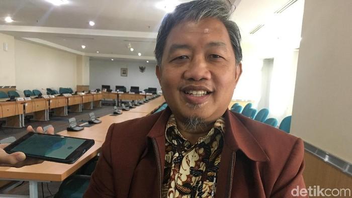 Ketua Fraksi PKS DPRD DKI Jakarta, Abdurrahman Suhaimi/Foto: Arief Ikhsanudin-detikcom