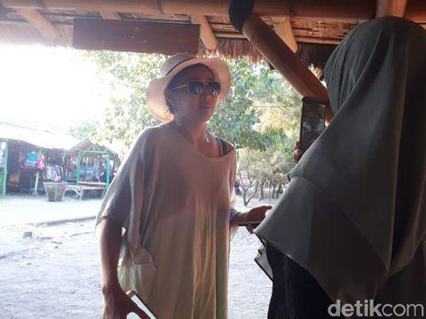 Cerita Olivia Zalianty Traveling ke Banyuwangi, ke Mana Saja?