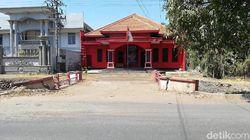 Kantor Disegel, Pengurus Baru PDIP Kota Pasuruan Ngantor di Ruko