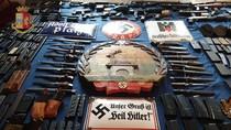 Gerebek Gudang Simpatisan Neo-Nazi, Polisi Italia Sita Pistol-Rudal