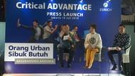 Zurich Tawarkan Premi Mulai Rp 3 Juta-an/Tahun untuk Berobat Kanker
