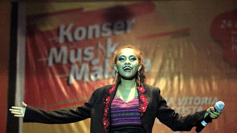 Penyanyi Timor Leste Maria Vitoria/Foto: Dok Kemenpar