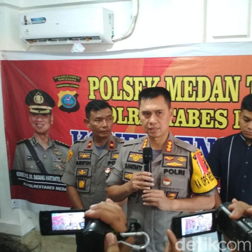 3 Begal Sadis yang Aksinya Sempat Viral di Medan Ditangkap Polisi