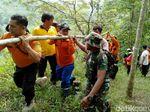 Hilang 4 Hari, Bocah Afandi Ditemukan Tak Bernyawa di Curug Batang