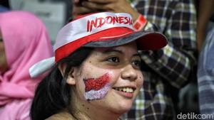 Kemeriahan Istora Senayan di Hari Pertama Indonesia Open 2019