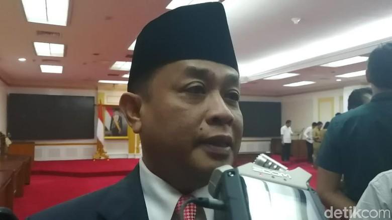 Ditolak Gubernur Lalu Dilantik Mendagri, Sekda Kaltim Janji Profesional