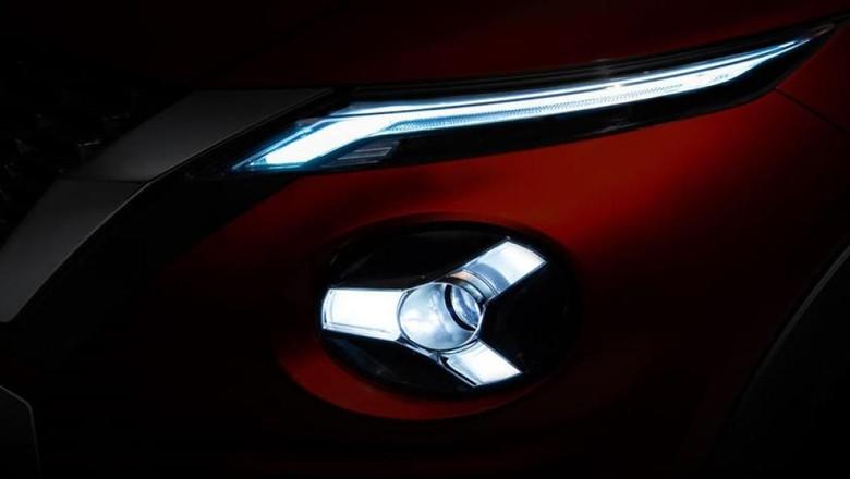 Teaser Nissan Juke Foto: Pool (Leftlanenews)