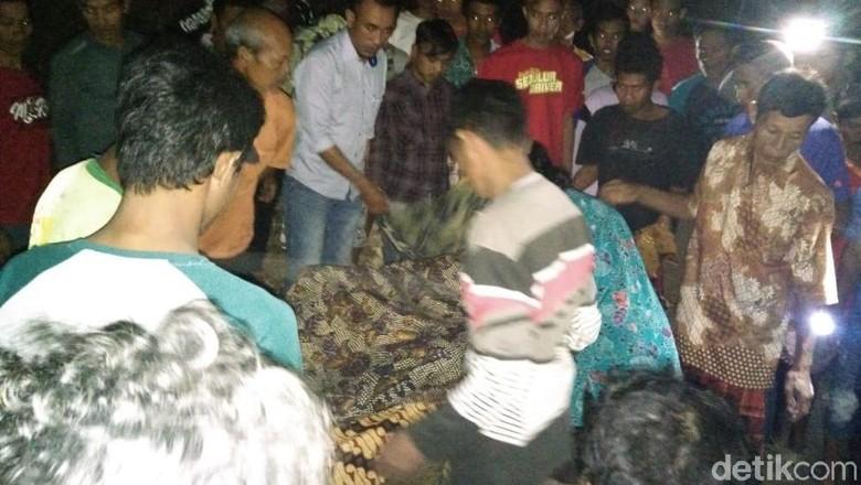 Bersihkan Lahan, Warga di Rembang Tewas Terbakar