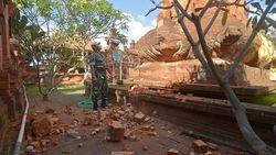 5 Warga Luka dan 27 Bangunan Pura Rusak Akibat Gempa M 6 di Bali