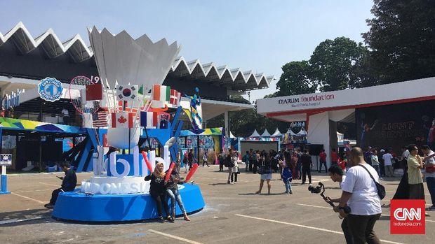 Indonesia Open merupakan ajang badminton terbesar di Indonesia.