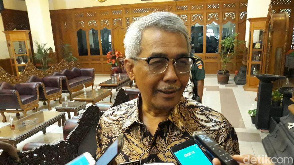 Pemerintah Tagih Kejelasan Bebadan Keraton Surakarta