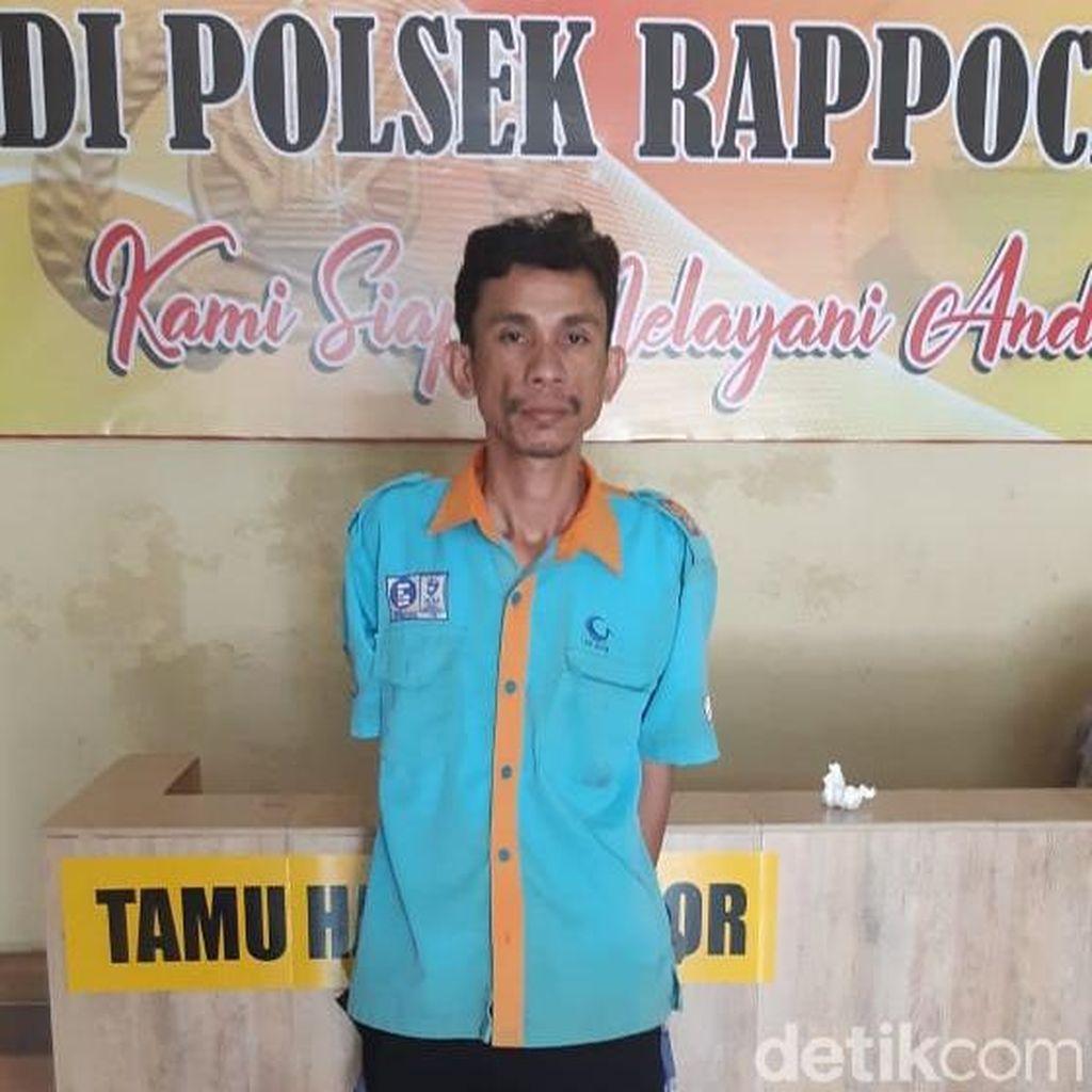 Cabuli Anak Laki-laki di Toilet Masjid, Pria di Makassar Ditangkap