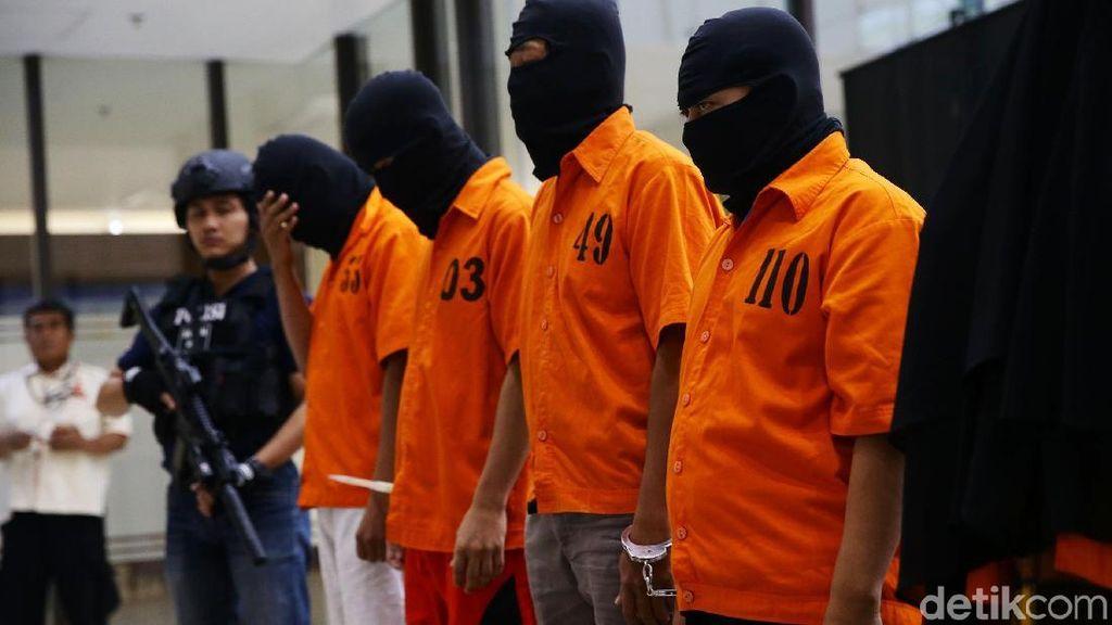 Polri Tangkap Tujuh Pelaku Perdagangan Orang ke Timur Tengah