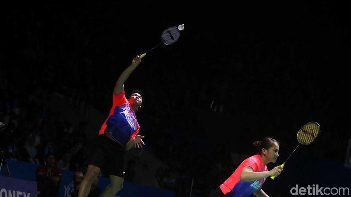 Praveen Jordan diminta tampil lebih dewasa di Japan dan Thailand Open 2019.  (Pradita Utama/detikSport)
