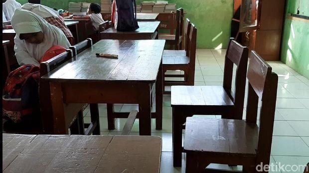 Hanya Punya 11 Murid Baru, SDN Tasikmalaya Tetap Buka Pendaftaran