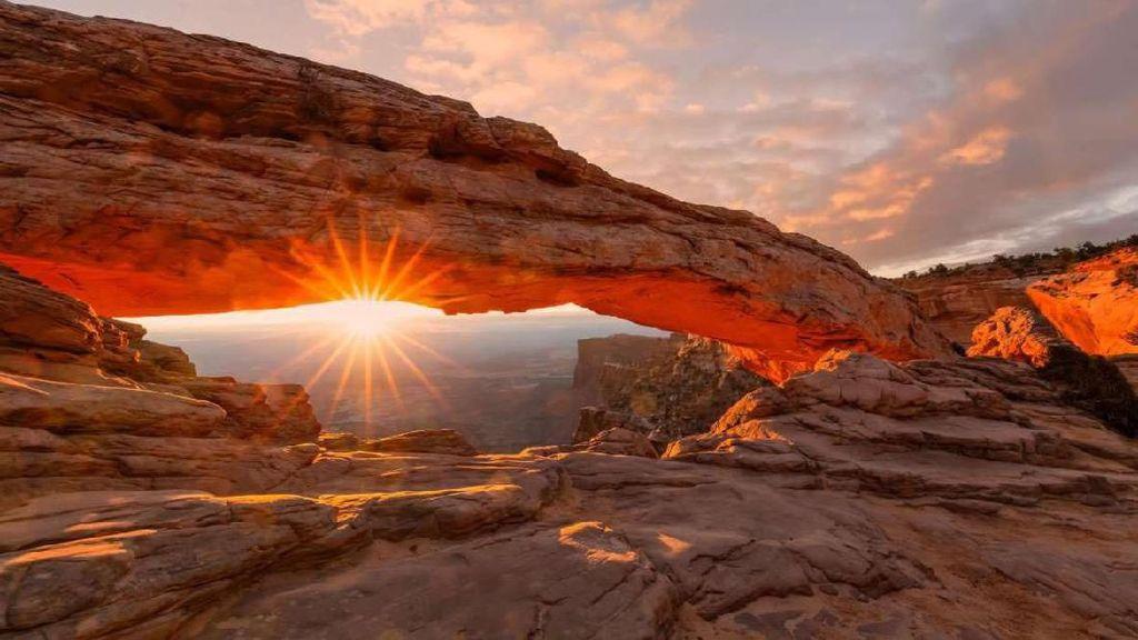 Pemandangan Paling Memukau di Muka Bumi (1)