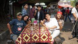 Pengalaman Pertama Pidi Baiq Jadi Sutradara di Film Koboy Kampus
