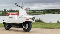 Keren Juga, Motor Klasik Era Perang Dingin Bertenaga Listrik