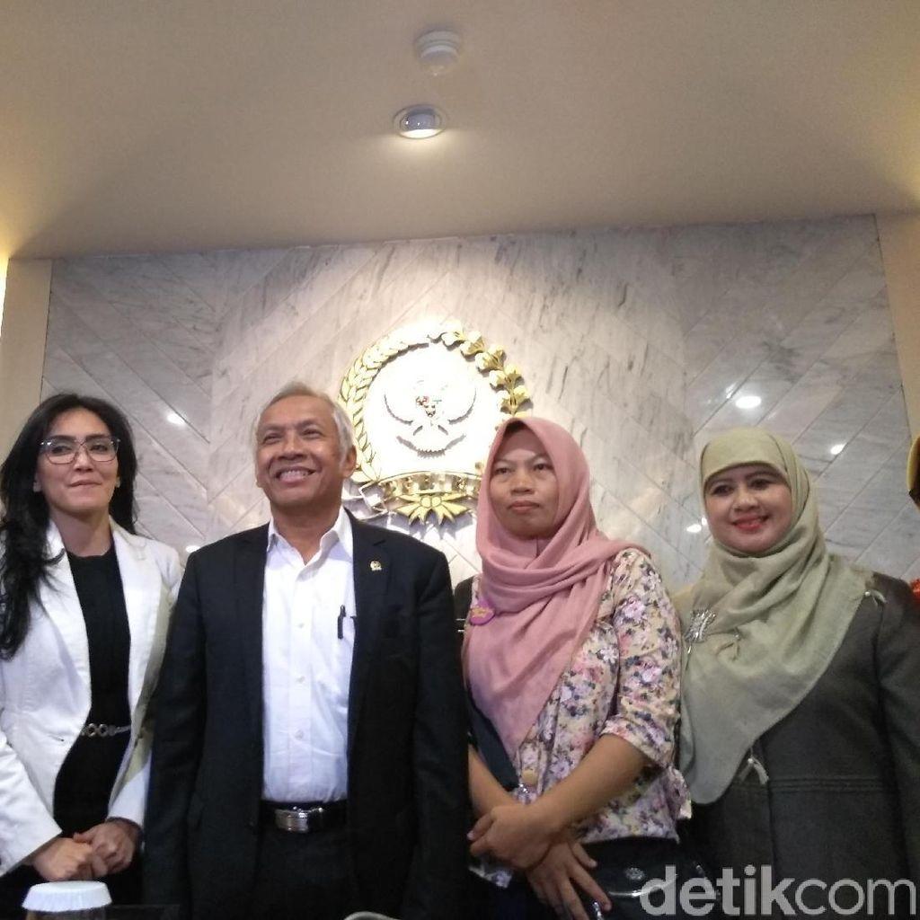 Bamus DPR Putuskan Pertimbangan Amnesti Baiq Nuril Dibahas Komisi III