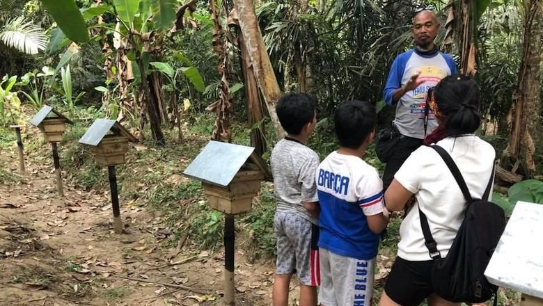 Eduwisata di Gubug Lanceng, Magelang (Gubug Lanceng/Facebook)