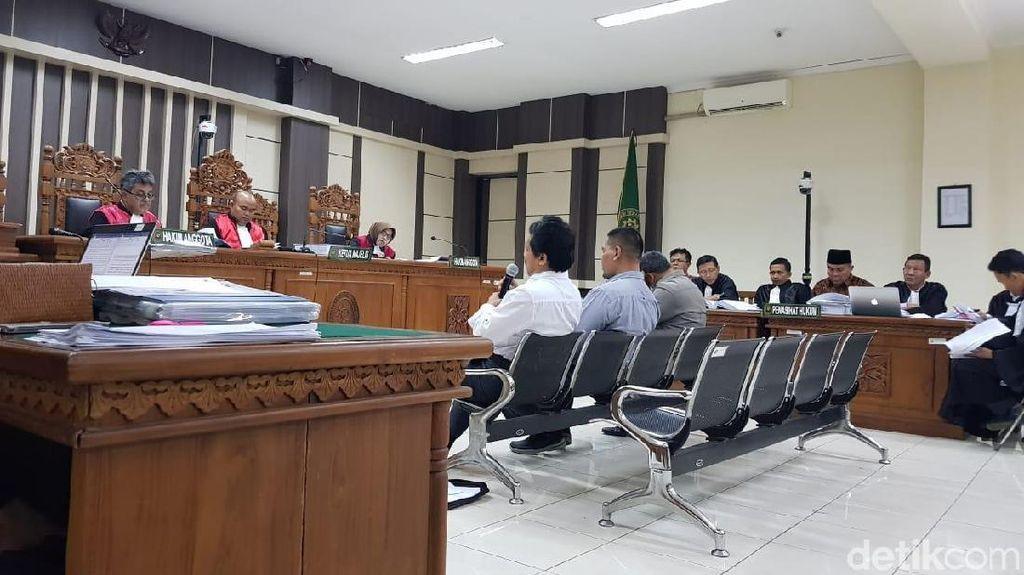 Eks Ketua PN Semarang Bantah Nikmati Suap: Orang MA yang Kenalkan Marzuqi