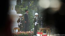 Jokowi ke Perwira TNI-Polri yang Baru Dilantik: Lindungi Pancasila!