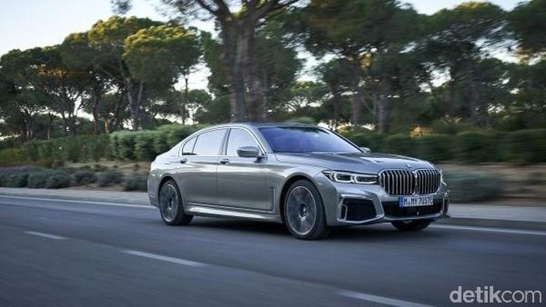 BMW Seri 7 Foto: BMW