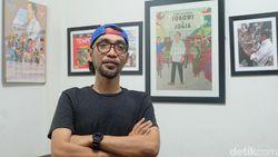Tonton! Cerita Hari Prast Buat Komik Jokowi