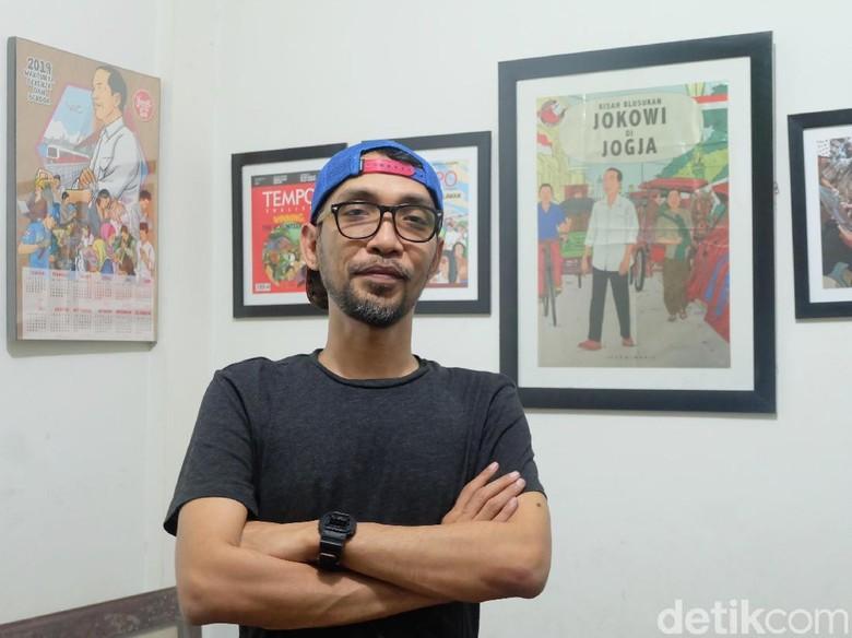Foto: Tia Agnes/ detikHOT