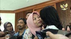 Amnestinya Dibahas di Bamus DPR, Baiq Nuril Kawal Langsung