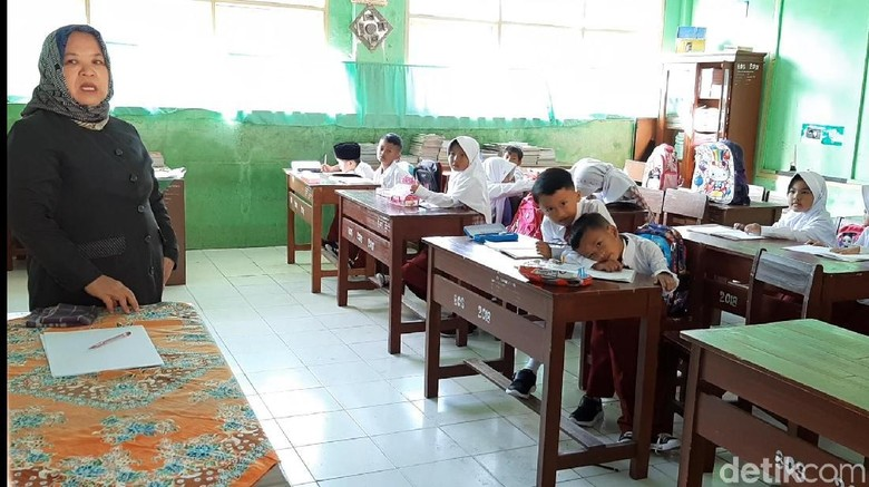 Tahun Ajaran Baru, SDN di Tasikmalaya Hanya Punya 11 Murid
