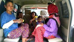 Balon Gas Sekolah Asal Bandung Meledak di Cianjur, 8 Orang Luka