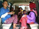 Balon Gas Meledak Lukai 8 Warga Cianjur, Sekolah Bandung Beri Bantuan