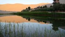 Crescent Lake, Danau Oasis yang Ajaib di Padang Pasir Bernyanyi