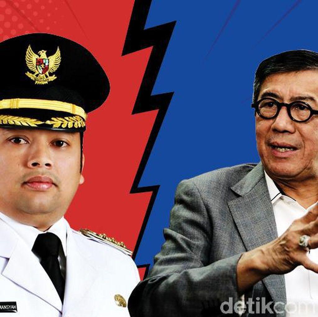 Kemenkum HAM Polisikan Walkot Tangerang, Lahannya Jadi Kantor MUI