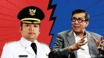 Ribut Menteri Yasonna vs Wali Kota Arief Wismanyah Gegara Tanah