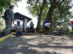 Situs Diduga Peninggalan Kahuripan di Sidoarjo Mulai Diekskavasi