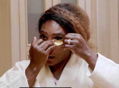 Serena William Pakai Skin Care Mewah Seharga Motor